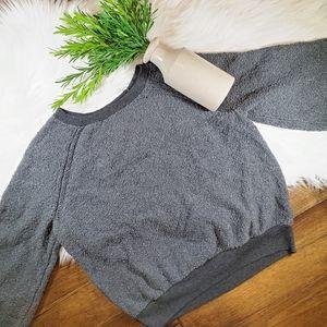 American Eagle Sweatshirt | sz Medium | black